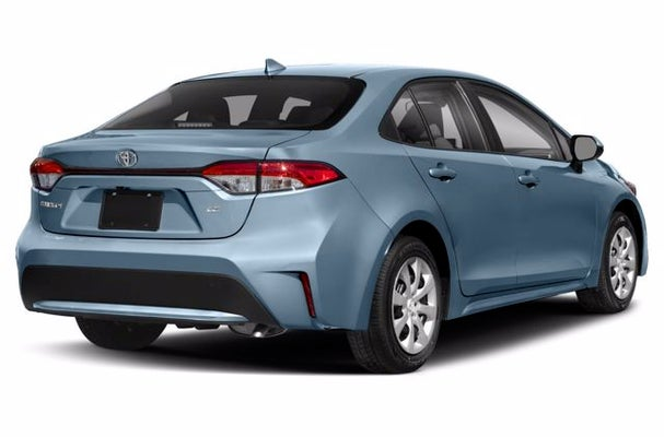 Toyota Corolla Le >> Vehicle Details New