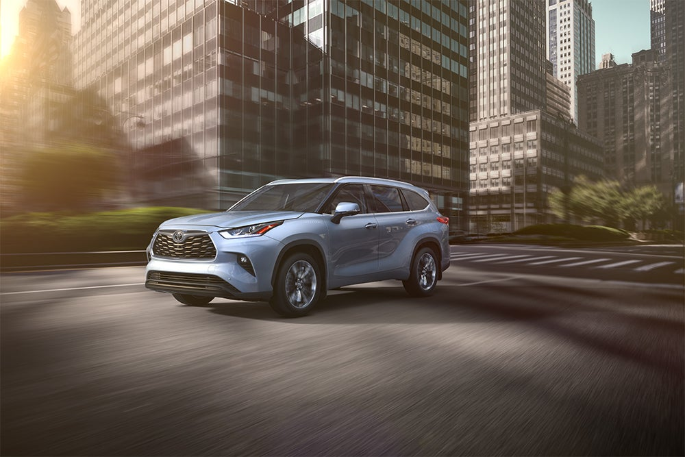 Coming Soon The 2020 Toyota Highlander Fiore Toyota